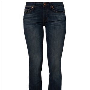 7 for all mankind classic boot cut